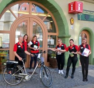 Das Team der Tourist-Information Bad Langensalza