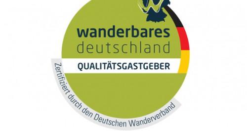Logo Q-Gastgeber Wanderbares-Deutschland