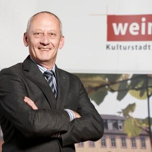 Weimar_Jens Braun Leiter Tourismus weimar GmbH Foto Jens Hauspurg weimar GmbH
