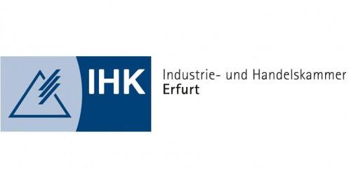 Logo der IHK Erfurt