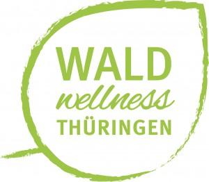 "Logo ""Waldwellness Thüringen"" outline"