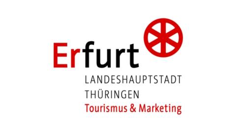 Logo Erfurt Tourismus und Marketing GmbH