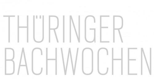 Bildwortmarke Thüringer Bachwochen