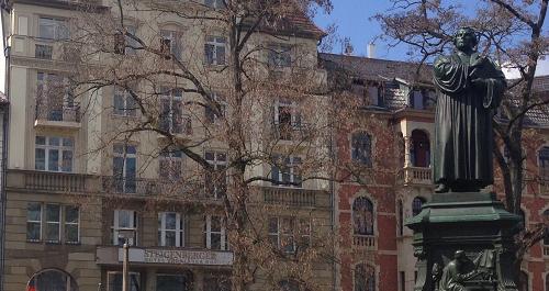 Lutherdenkmal Eisenach
