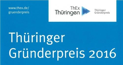 Logo Thüringer Gründerpreis