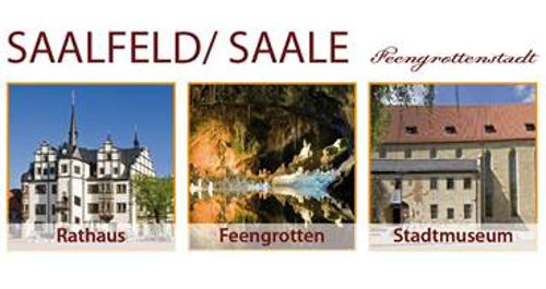 Saalfeld-Feengrottenstadt