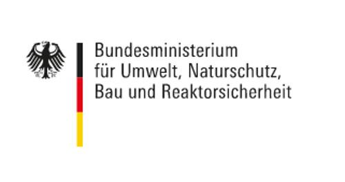 Logo Bundesministerium Umwelt, Naturschutz