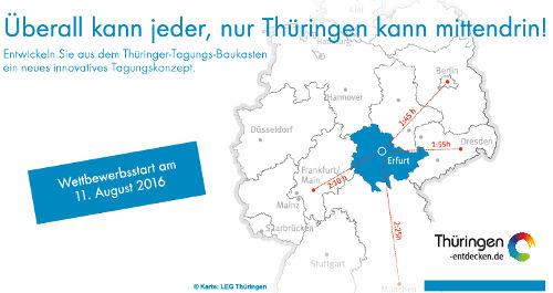 Open Innovation Kampagne Tagungsland Thüringen