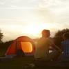 Campen in Thüringen ist beliebt