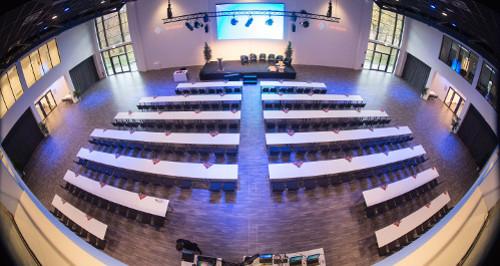 Saal in der Arena Steigerwaldstadion Erfurt