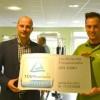 TÜF-Zertifikat für Solewelt Präventions- und Fitnesszentrum