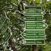 Neue Stempelstellen am Lutherweg