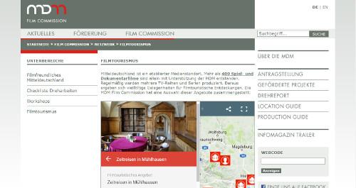 MDM-Filmtourismus-Karte
