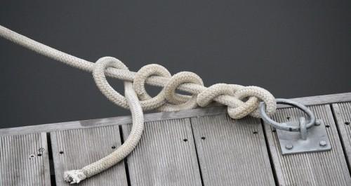 Bindung-Knoten