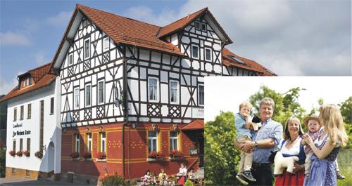 "Landhotel ""Zur Grünen Kutte"" Familie Heidinger"