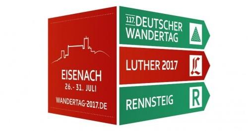 logo Deutscher wandertag 2017