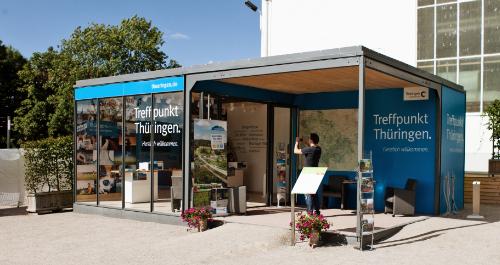 Thüringen Pavillon 2015