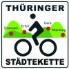 Der Radfernweg Thüringer Städtekette ist bei Einheimischen und Gästen beliebt