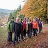 Zertifizierte Natur-und Landschaftsführer treffen Gastgeber