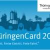 ThüringenCard 2017 ist da