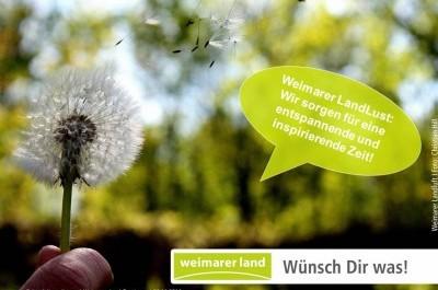 Weimarer Land Tourismuskonzept vorgestellt