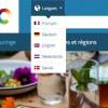 Thüringer Tourismus für Auslandsmärkte – Webpräsenz