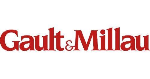Schriftzug Gault & Millau