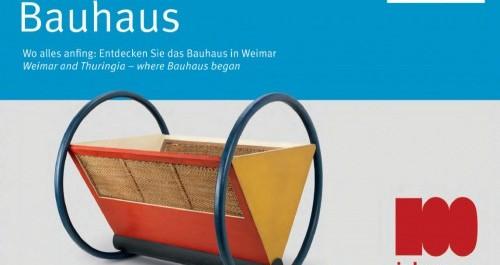 Bauhaus Broschüre 2018