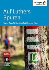 Pocket Guide Lutherweg