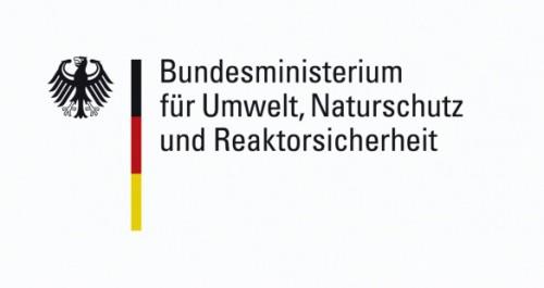 Logo Bundesministerium Umwelt, Naturschutz und Reaktorsicherheit