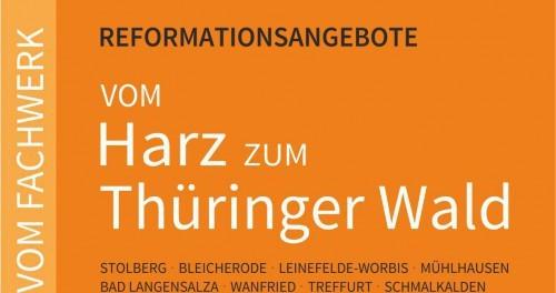 Reformationsangebote Fachwerkstarße