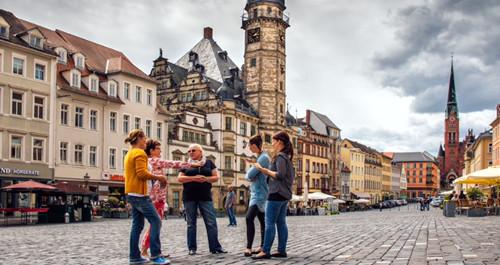 Gästeführung in Altenburg