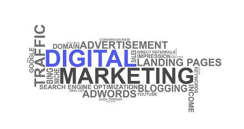 Wortwolke digital-marketing
