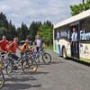 Steigende Angebote für die Fahrradmitnahme im Bus