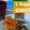 5. Regionale Genussmesse