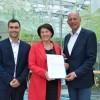 Bad Colberg ist als Kurort wieder staatlich anerkannt worden