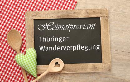 Thüringer Wanderverpflegung