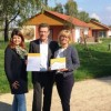 WaldResort erhält  4-Sterne-DTV-Klassifizierung