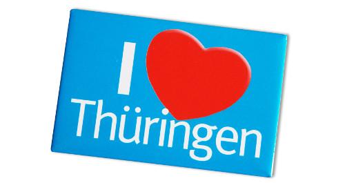 Kühlschrankmagnet Thüringen