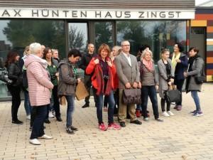 Delegation in Zingst