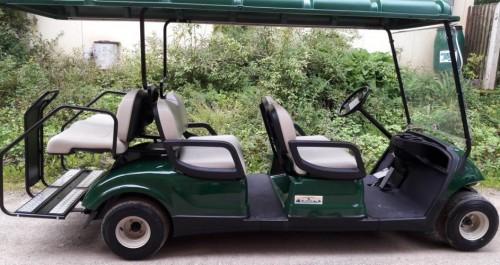 Bär-Mobil im Bärenpark Worbis