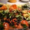 Acht neue vegetarische Köchinnen und Köche