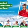 Aktivurlaub mit Familie Weiß im Vogtland