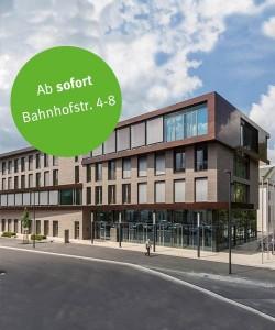 Kundencenter der TAB in Suhl, Bahnhofstraße 4-8