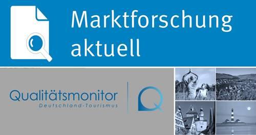Label Marktforschung aktuell und Qualitätsmonitor Deutschland