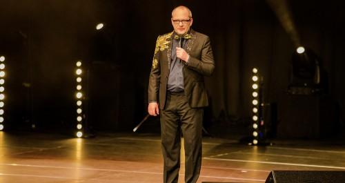 Showmaster Daniel Ebert - Fotograf Robert Kallenbach