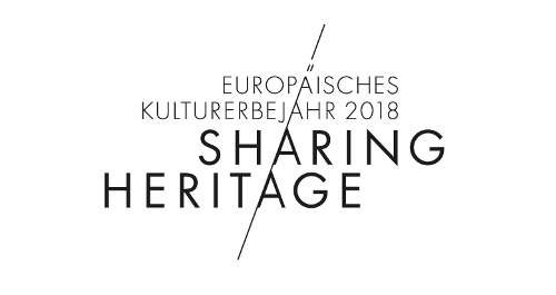 Logo Kulturerbejahr 2018