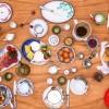 Thüringer Tischkultur- der Frühstückstisch