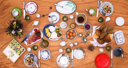 Frühstücken mit allen Sinnen- der Frühstückstisch zum Themenjahr Thüringer Tischkultur