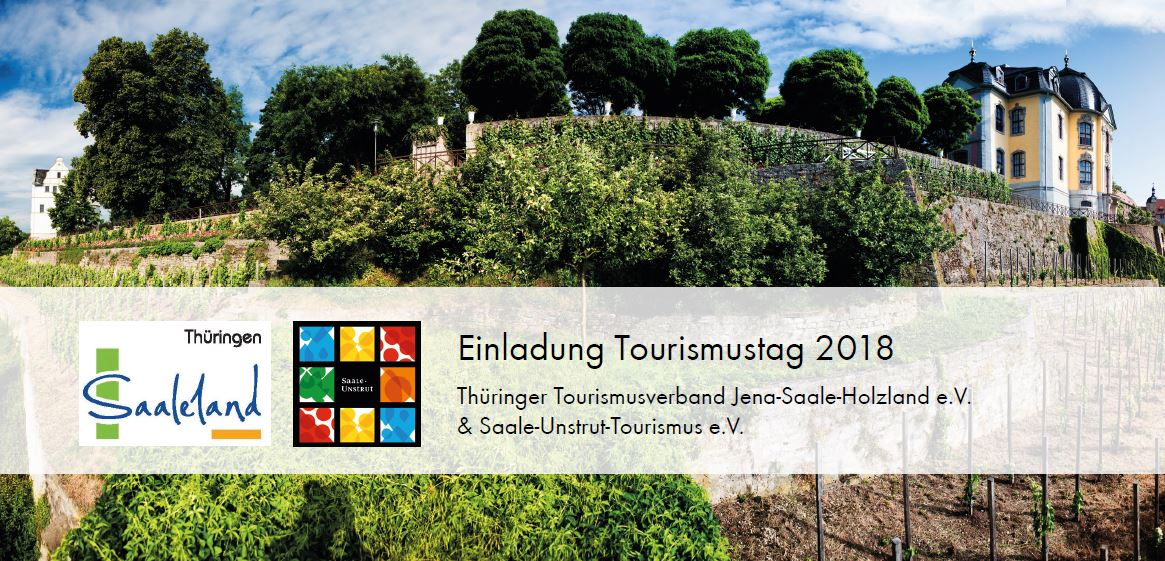 Tourismustag 2018 Saaleland